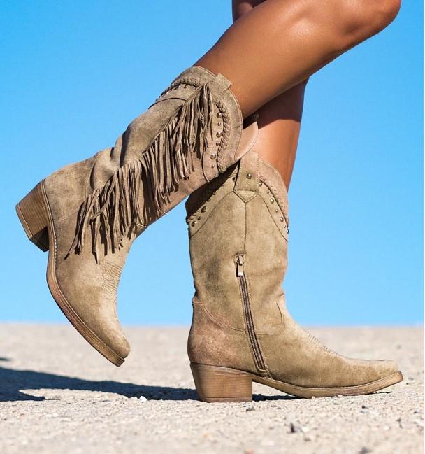 Boots Oasys Khaki