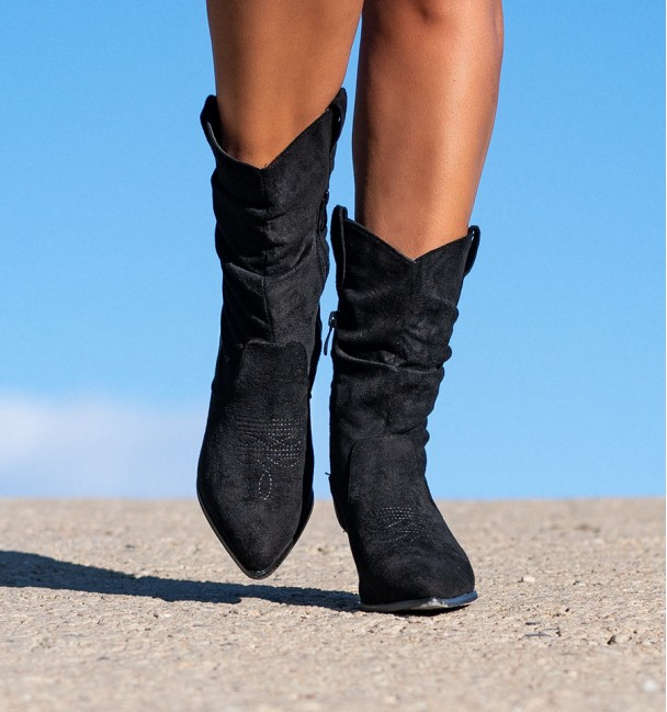 Ripley Black Boots