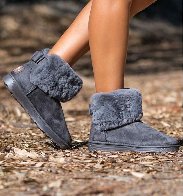 Ordesa Grey Boots