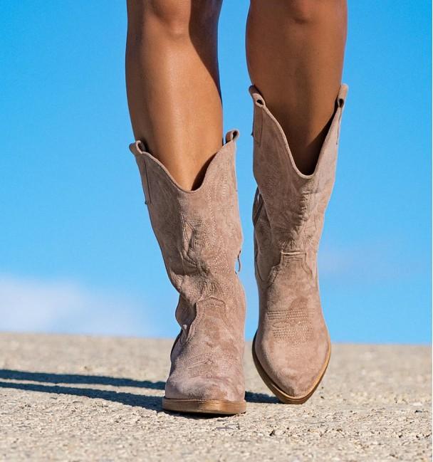 Loa Khaki Boots