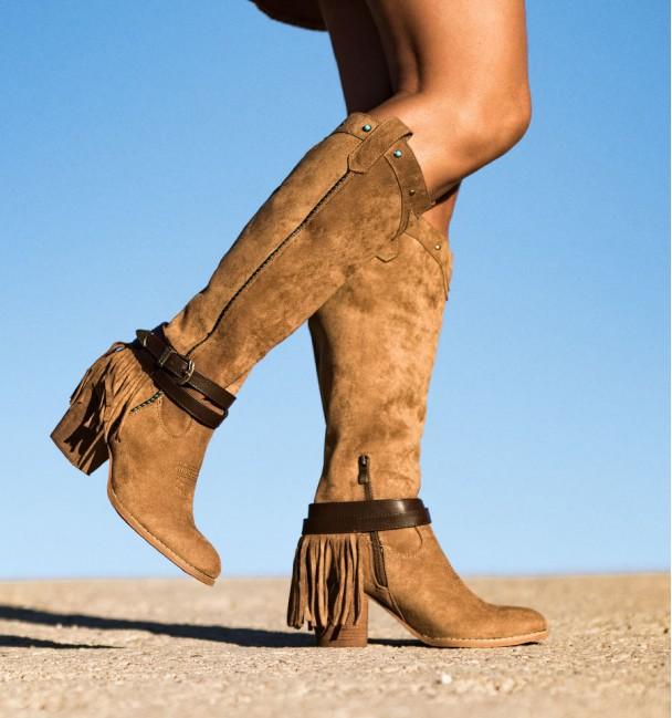 Cotiel Brown Boots