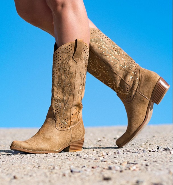 Suakin Camel Boots