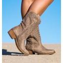 Sagano Taupe Boots